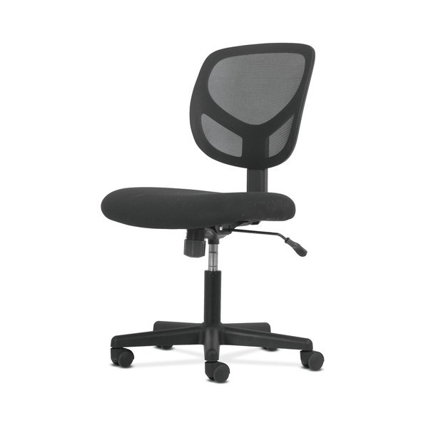 Sadie Ii Swivel Accent Chairs Within Most Up To Date Shop Sadie Swivel Mid Back Mesh Task Chair Without Arms – Ergonomic (View 8 of 20)