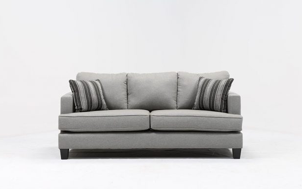 Setup Glamour Couchless Spaces Quality Reddit Room Ideas Covers High With Regard To Well Liked Aquarius Dark Grey Sofa Chairs (View 18 of 20)