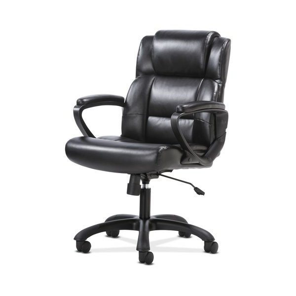 Shop Sadie Leather Executive Computer/office Chair With Arms With Regard To Preferred Sadie Ii Swivel Accent Chairs (View 10 of 20)