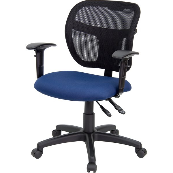 Shop Theo Mesh Dual Paddle Control Adjustable Swivel Ergonomic Pertaining To 2017 Theo Ii Swivel Chairs (View 14 of 20)
