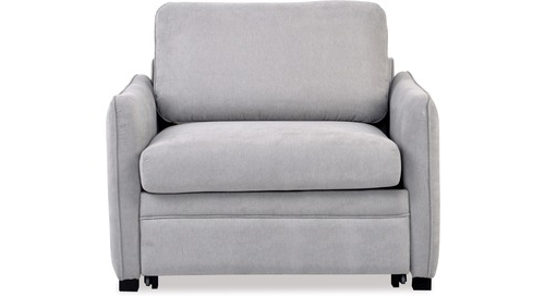 Single Chair Sofa Bed Pertaining To Latest Zac Single Sofa Bed Chair (View 14 of 20)