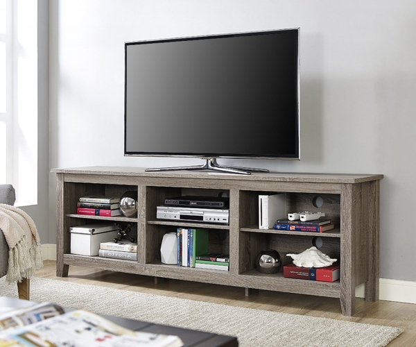 Smashing Image And Inch Tv Stand Inch Tv Stand Home Media Ideas To Inside Most Up To Date Annabelle Cream 70 Inch Tv Stands (View 16 of 20)