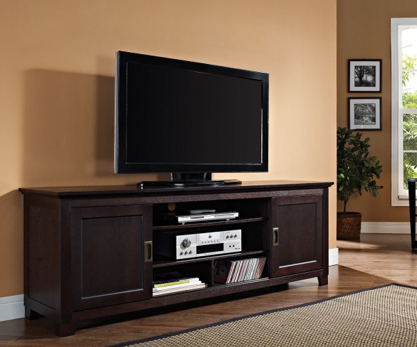 Smashing Image And Inch Tv Stand Inch Tv Stand Home Media Ideas To Inside Most Up To Date Annabelle Cream 70 Inch Tv Stands (View 15 of 20)