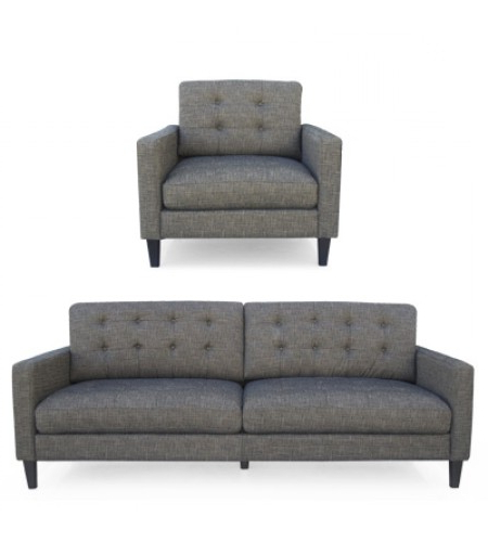Sofa And Chair Set Intended For 2018 Devonshire Sofa And Chair Set (View 16 of 20)