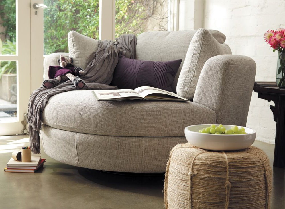 Sofa, Chair, Living Room In Gibson Swivel Cuddler Chairs (View 18 of 20)