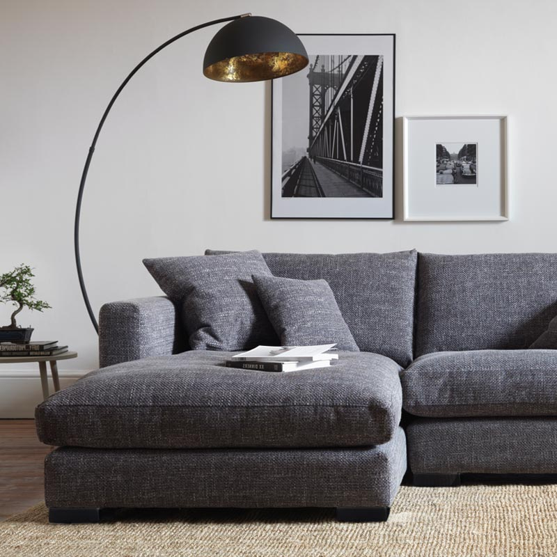 Sofas Fully Customised In 60+ Styles With Regard To London Dark Grey Sofa Chairs (View 18 of 20)