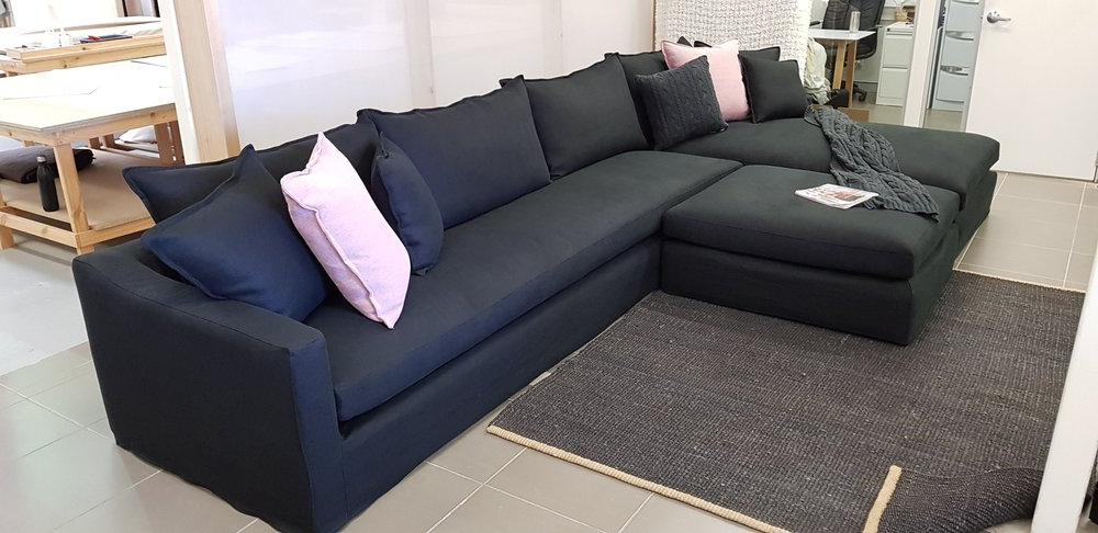 Sofas — Noble & Jones Custom Sofas With Most Recently Released Karen Sofa Chairs (View 17 of 20)