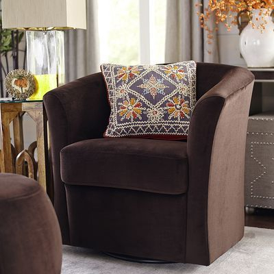 Swivel Chair, Java (View 15 of 20)