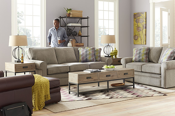 Top Furniture Sofas, Made In The Usa From La Z Boy Furniture, In Pertaining To Newest Lazy Boy Sofas And Chairs (View 17 of 20)