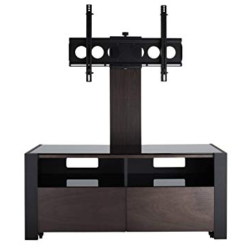 Trendy Alphason Tv Cabinet Act1100 Br Dw In Walnut For Tvs Up: Amazon.co (View 6 of 20)
