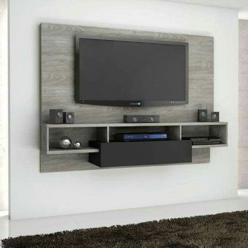 Trendy Annabelle Cream 70 Inch Tv Stands Intended For 50 Cool Tv Stand Designs For Your Home Tv Stand Ideas Diy, Tv Stand (View 18 of 20)