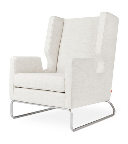 Trendy Chadwick Tomato Swivel Accent Chairs Pertaining To Modern Lounge Chair & Contemporary Chairs – 2Modern (View 4 of 20)
