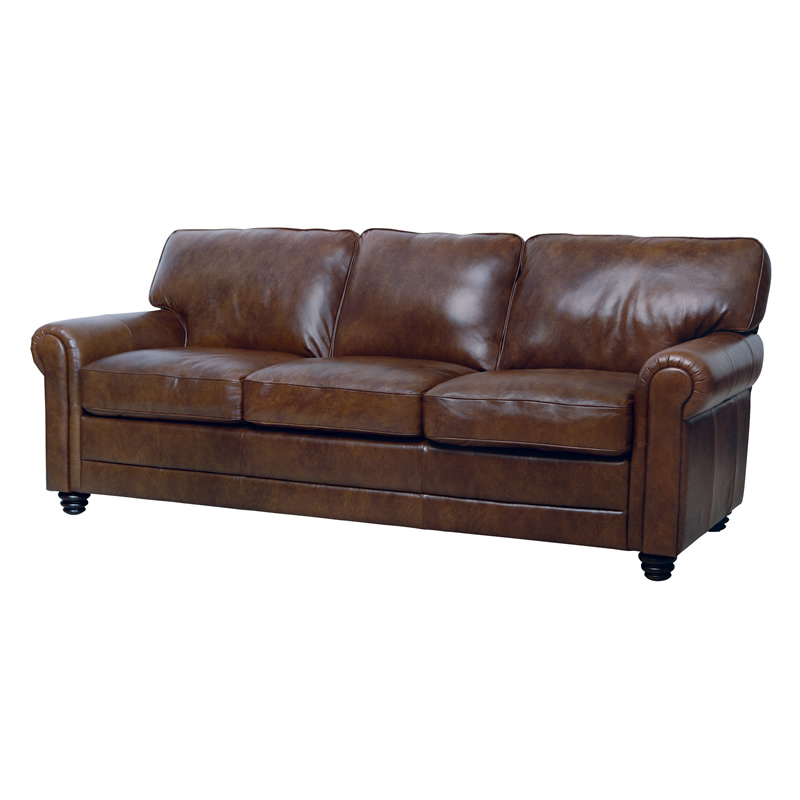 Trendy Luke Leather Sofas Andrew Sofa 2511 (Stationary) From Zeller Zulauf Pertaining To Andrew Leather Sofa Chairs (View 18 of 20)