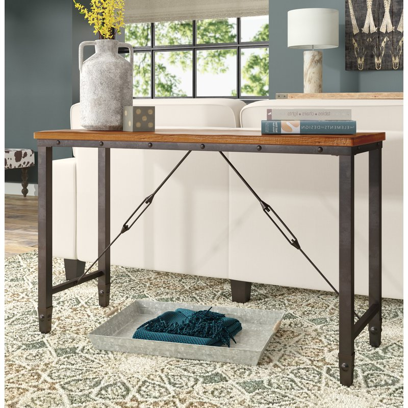Trent Austin Design Alma Console Table & Reviews (View 5 of 20)