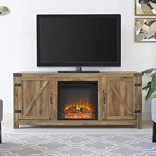 Tv Stands Fireplace: Amazon Within Most Recently Released 24 Inch Corner Tv Stands (View 19 of 20)