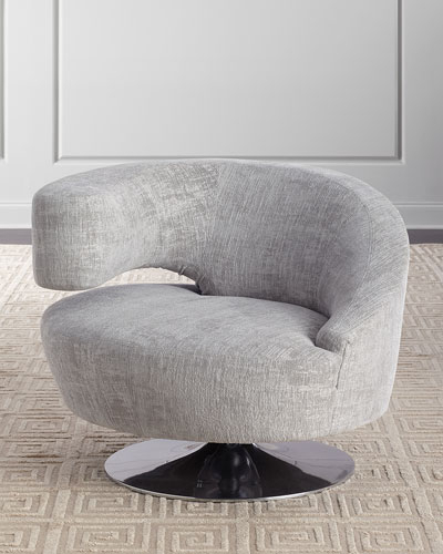 Featured Photo of Twirl Swivel Accent Chairs
