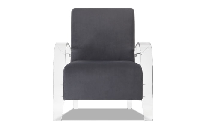 Umber Grey Swivel Accent Chairs Pertaining To Most Recent Accent Chairs (Gallery 20 of 20)
