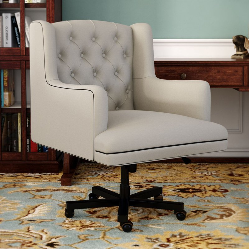 Wayfair Intended For 2018 Nichol Swivel Accent Chairs (View 17 of 20)