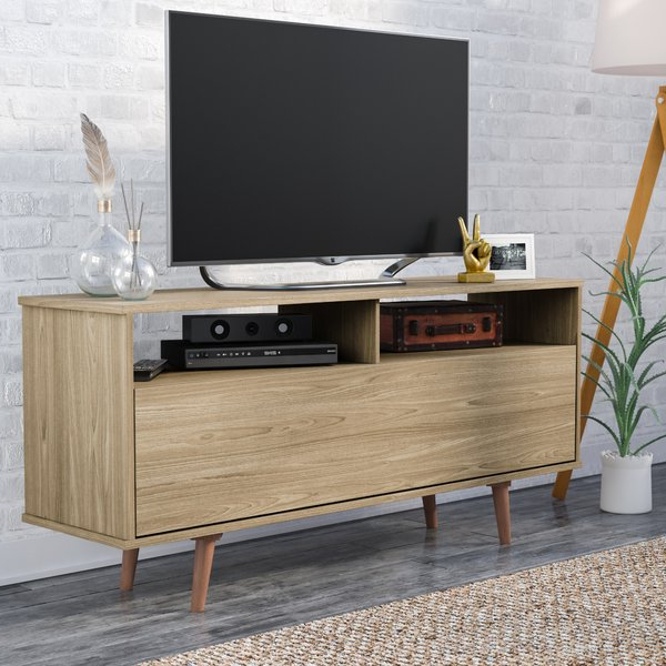 Wayfair With Newest Annabelle Black 70 Inch Tv Stands (View 2 of 20)