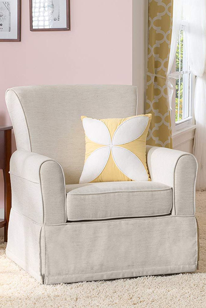 Well Known 30 Best Cozy Chairs For Living Rooms – Most Comfortable Chairs For Intended For Sadie Ii Swivel Accent Chairs (View 15 of 20)
