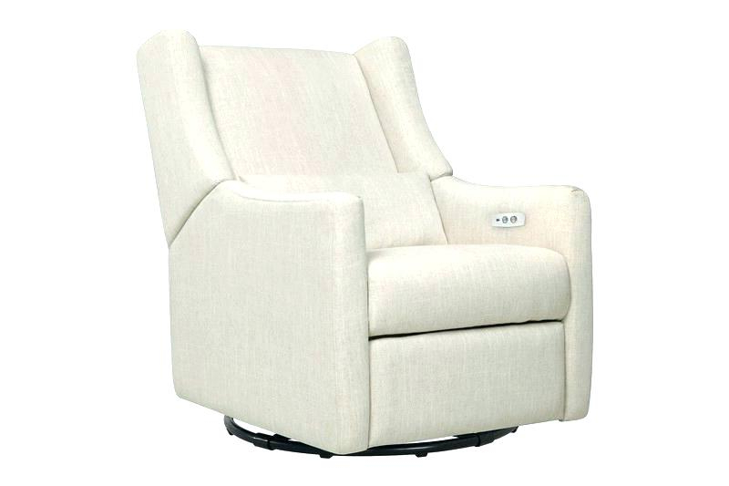 Well Known Abbey Swivel Glider Recliners In Baby Recliner Relax Rocker Abby And Ottoman Set – Raquel Mac (View 8 of 20)
