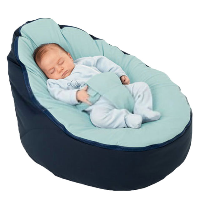 Well Known Baby Bean Bag Children Sofa Chair Cover Soft Snuggle Bed Without Inside Bean Bag Sofa Chairs (View 19 of 20)