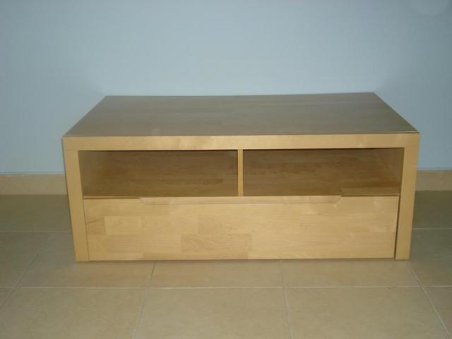 Well Known Beech Tv Stands Throughout Tv Stand – Beech Wood – Dubai Used Items (View 19 of 20)