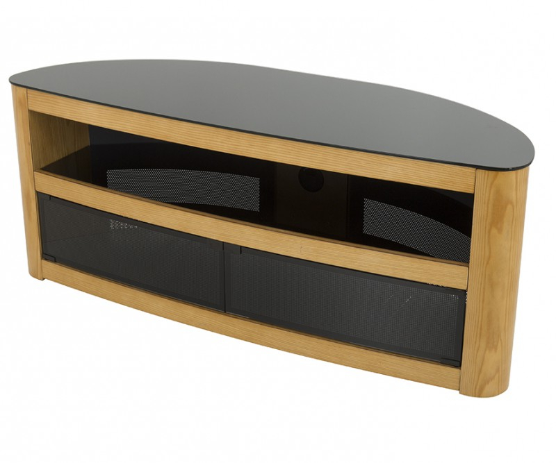 Well Known Fs125Burxo: Affinity Plus – Burghley Curved Tv Stand – Tv Stands Intended For Avf Tv Stands (View 10 of 20)