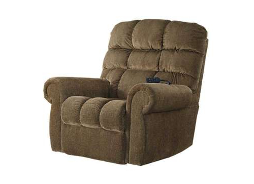 Well Known Hercules Anywhere Oyster Power Recliner With Glider, Swivel Inside Hercules Oyster Swivel Glider Recliners (View 6 of 20)