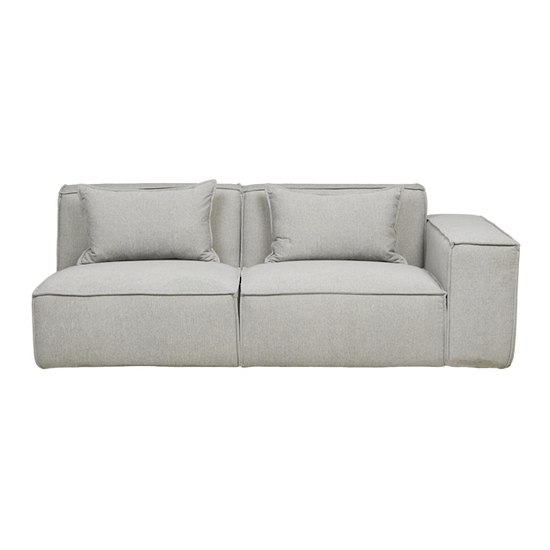 Well Known Liv Arm Sofa Chairs Intended For Felix Block 3Str Lft Arm – Sofas & Ottomans – Browsecategory (View 20 of 20)