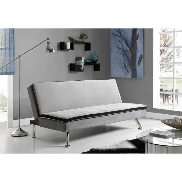 Well Known Maddox Oversized Sofa Chairs Throughout Shop Dhp Maddox Futon Sofa Sleeper – Free Shipping Today – Overstock (View 18 of 20)