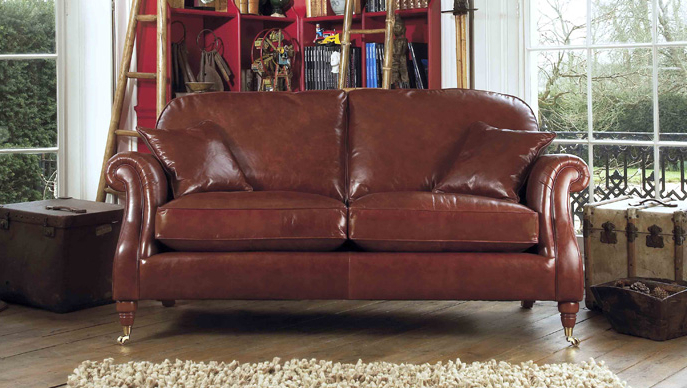 Well Known Parker Knoll Westbury – Leather Suites – Sofas/chairs Tr Hayes In Parker Sofa Chairs (View 16 of 20)