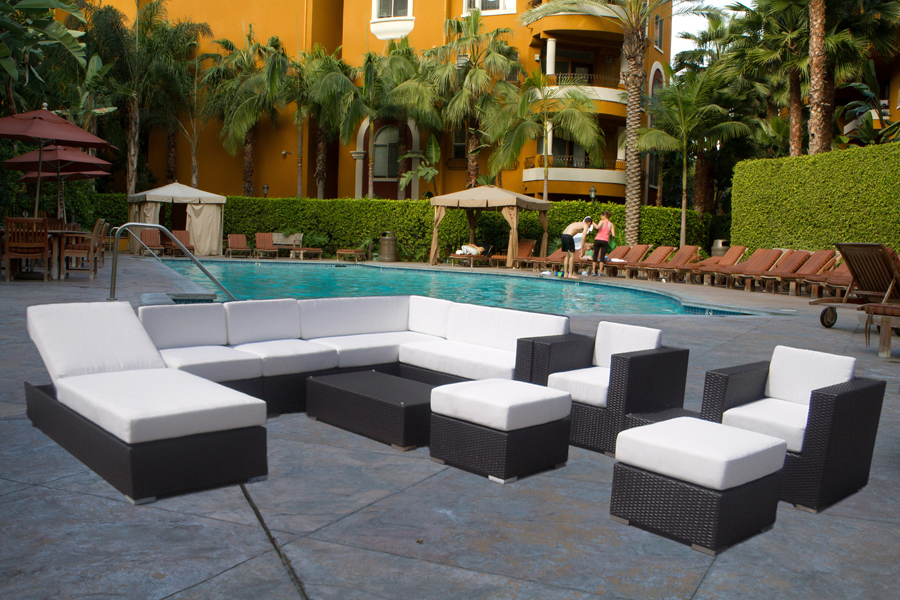 Well Known Patio. Stunning Wicker Patio Furniture Cheap: (View 17 of 20)