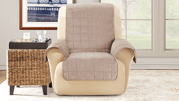 Well Known Recliner Covers And Slipcovers: Protect Your Furniture – Reclinercize In Slipcovers For Sofas And Chairs (View 18 of 20)