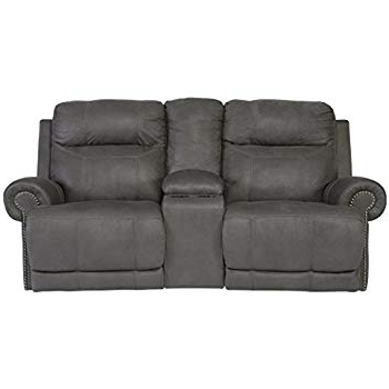 Well Known Sofa Chair Recliner Throughout Amazon: Ashley Furniture Signature Design – Austere Recliner (View 20 of 20)