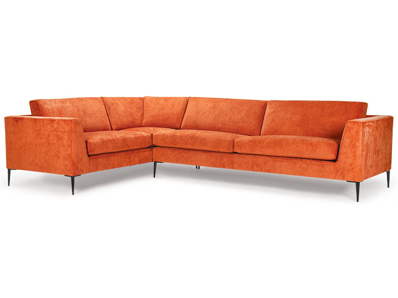 Well Known Tate Ii Sofa Chairs Pertaining To Barrymore Furniture – Tate Sectional (View 19 of 20)