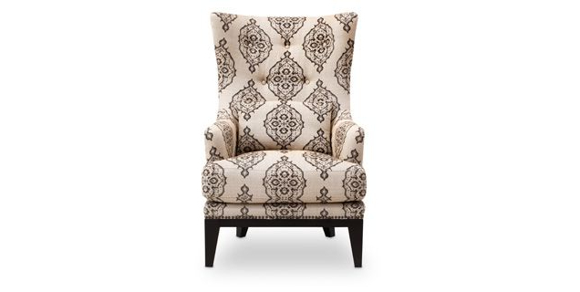 Well Known The Heirloom Accent Chair From Sofa Mart Brings A Balance Of For Sofa Mart Chairs (View 19 of 20)