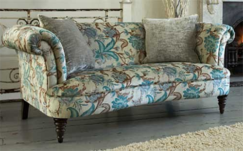 Well Liked Parker Knoll Isabelle Fabric 2 Seater Sofa – Hunter Furnishing Regarding Parker Sofa Chairs (View 14 of 20)