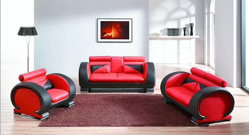 Well Liked Sofa: Astounding 2017 Red Couches For Sale Red Leather Sofa On Sale Throughout Red Sofas And Chairs (View 20 of 20)