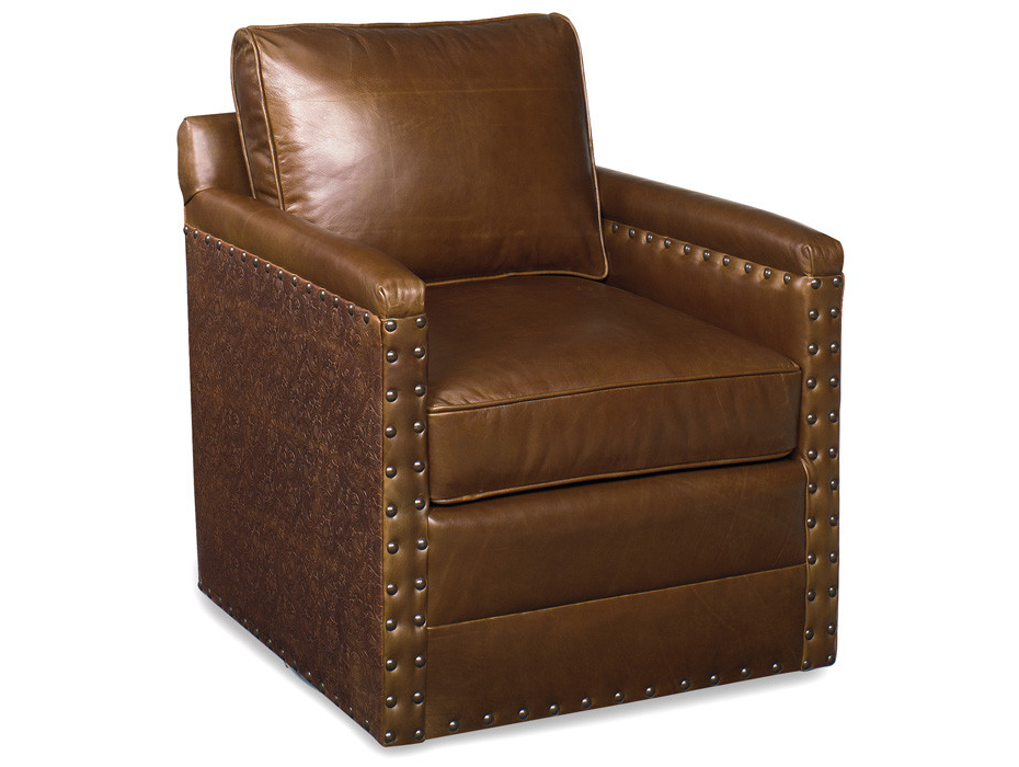 Widely Used 235 S Trilby Swivel Chair In Swivel Tobacco Leather Chairs (View 10 of 20)