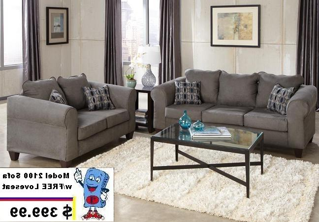Widely Used Sofa Loveseat And Chairs Regarding Furniture Sales And Specials Page (View 11 of 20)