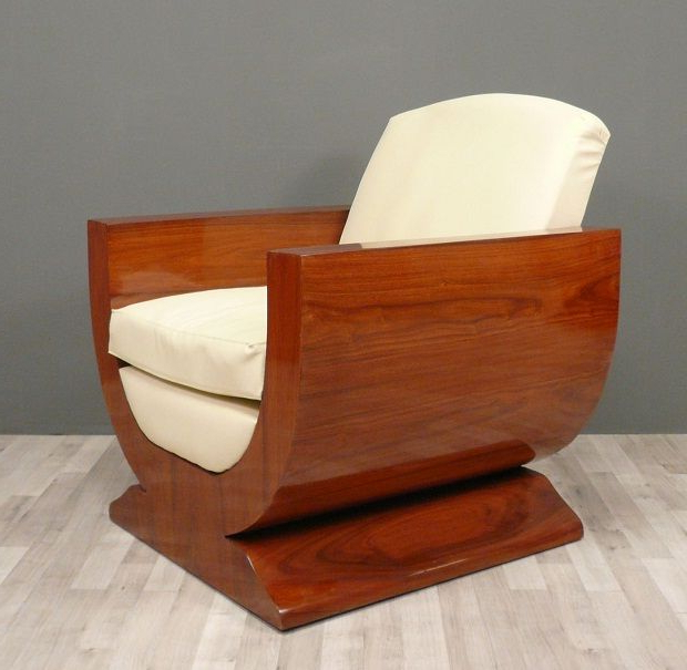 Woodworking With Regard To Popular Art Deco Sofa And Chairs (View 20 of 20)
