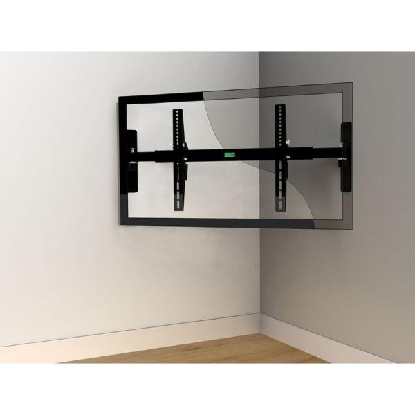 Zinecm680 Easy Corner Wall Mount Tv Bracket In 55 Inch Corner Tv Stands (Gallery 6 of 20)