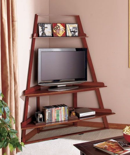 19 Amazing Diy Tv Stand Ideas You Can Build Right Now With Most Recently Released Triangular Tv Stands (Gallery 6 of 20)