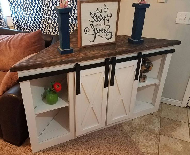 19 Amazing Diy Tv Stand Ideas You Can Build Right Now (View 1 of 20)