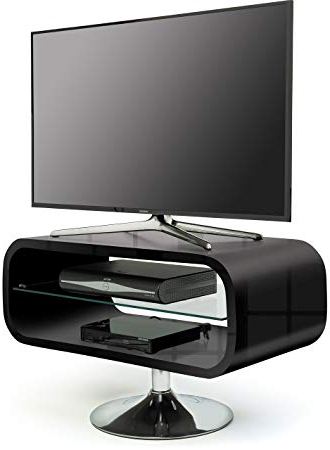 "2017 Black Opod Tv Stands Within Centurion Opod 19"" 40"" Lcd/led/ Oled: Amazon.co (View 1 of 20)"