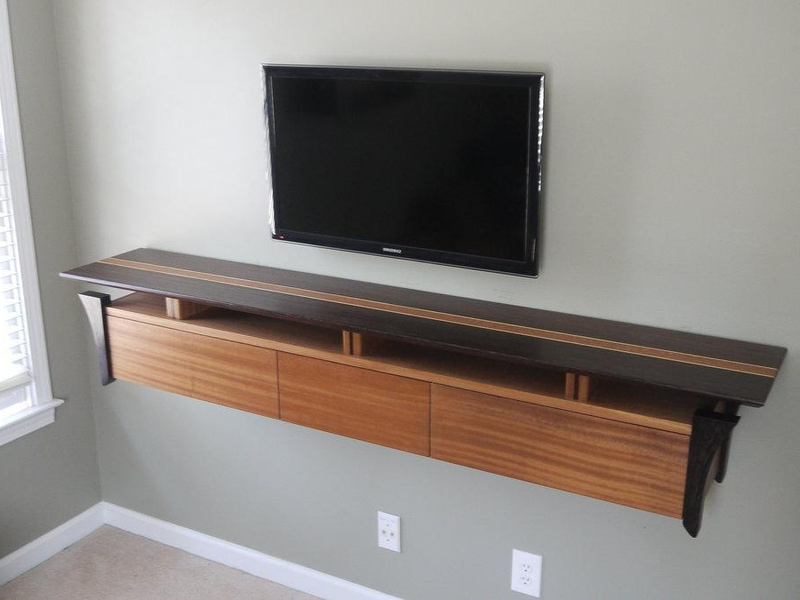 2017 Console Tables Under Wall Mounted Tv Regarding 20 Choices Of Console Under Wall Mounted Tv Tv Cabinet Ashley (View 1 of 20)