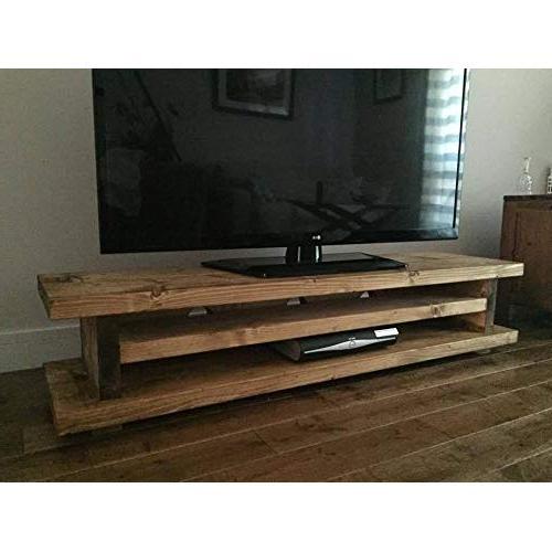 2017 Dark Wood Tv Stands With Regard To Dark Oak Tv Stand: Amazon.co (View 1 of 20)