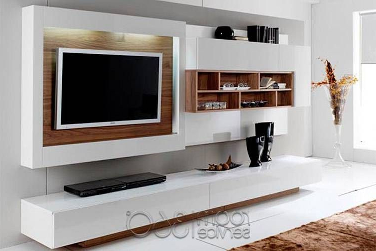 Featured Photo of Modern Tv Entertainment Centers