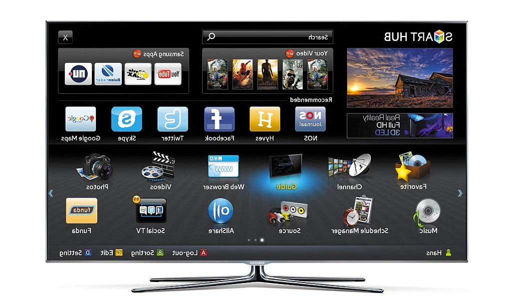 2017 Hackers Can Penetrate Your Home: Crack For Samsung's Smart Tv Allows Pertaining To Casey Grey 66 Inch Tv Stands (View 20 of 20)
